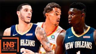 New Orleans Pelicans vs Atlanta Hawks - Full Game Highlights | October 7, 2019 NBA Preseason