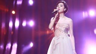 【郁可唯 Yisa Yu】現場演唱《日光機場》完整飯拍版——金曲撈之挑戰主打歌20180921