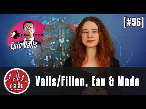 [FDA #56] Valls/Fillon, Eau & Mode