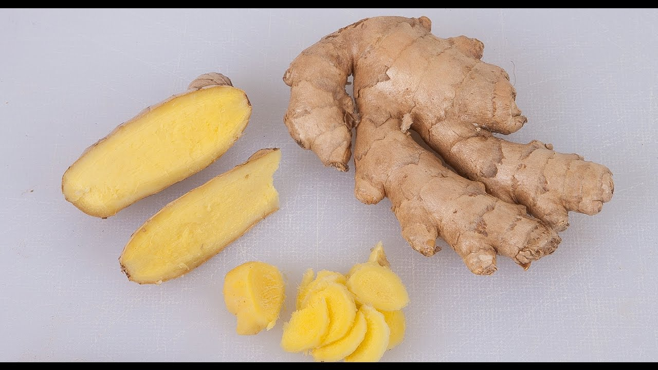How To Grow Ginger Growing And Harvesting Edible Yellow