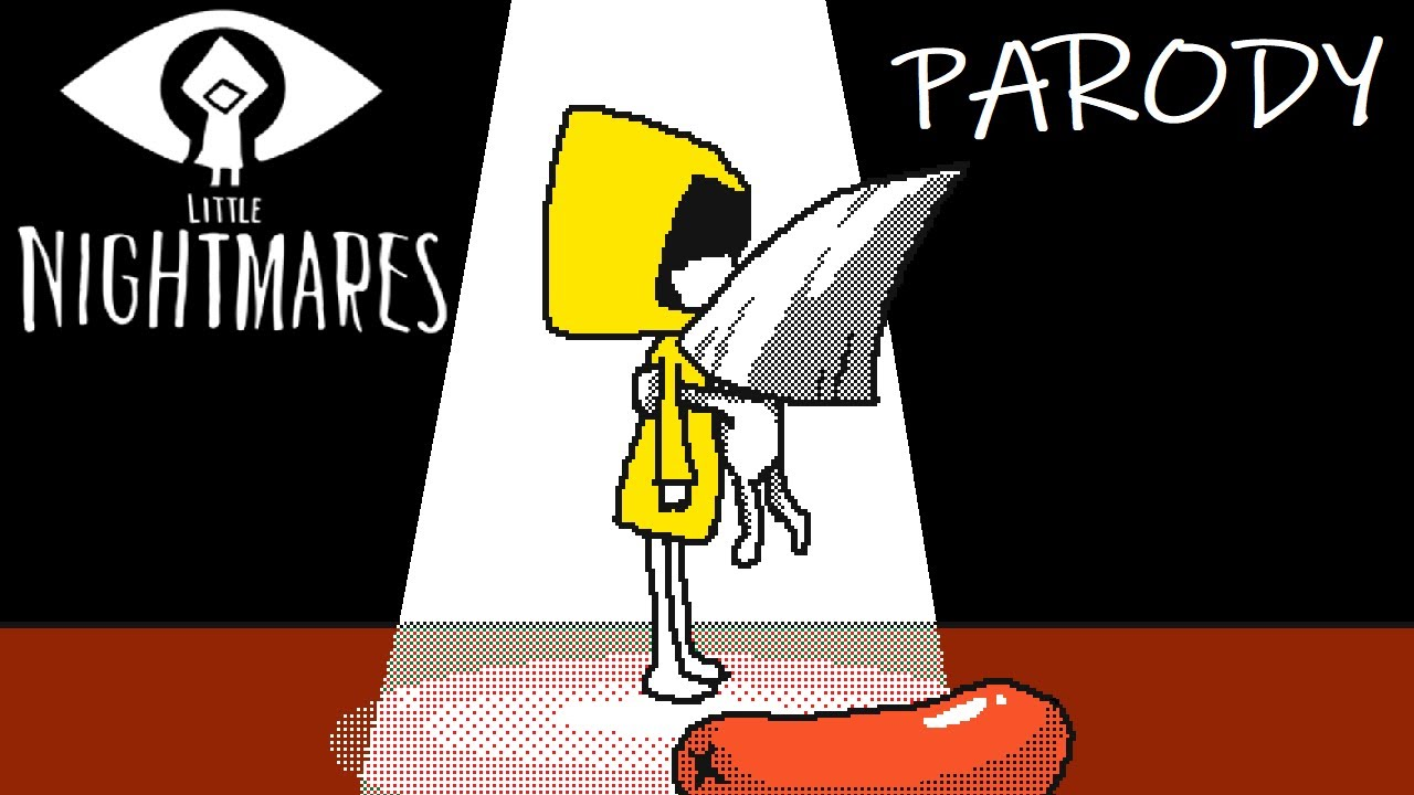Runaway Kid Hugs Six | Little Nightmares Animation