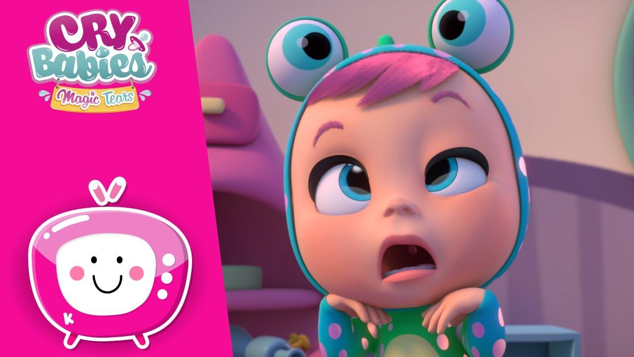 Cammy érdekes esete 😵 CRY BABIES 💧 MAGIC TEARS 💕 MÁSODIK ÉVAD 🌈 Rajzfilmek Gyerekeknek