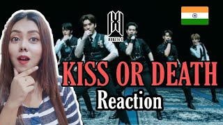MONSTA X 몬스타엑스 KISS OR DEATH MV Reaction By Indian