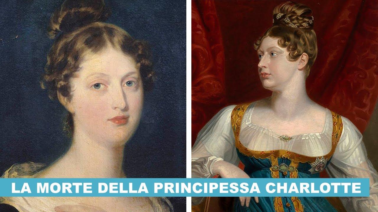 """Charlotte del Galles: la MORTE della """"Principessa del Popolo"""" dell'epoca Regency"""