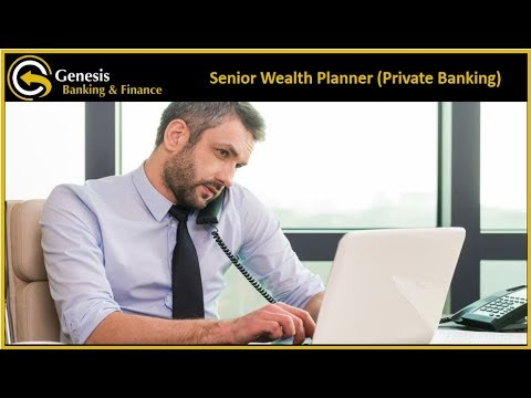 Fantastic Opportunity for a Senior Wealth Planner Private Banking based in Luxembourg
