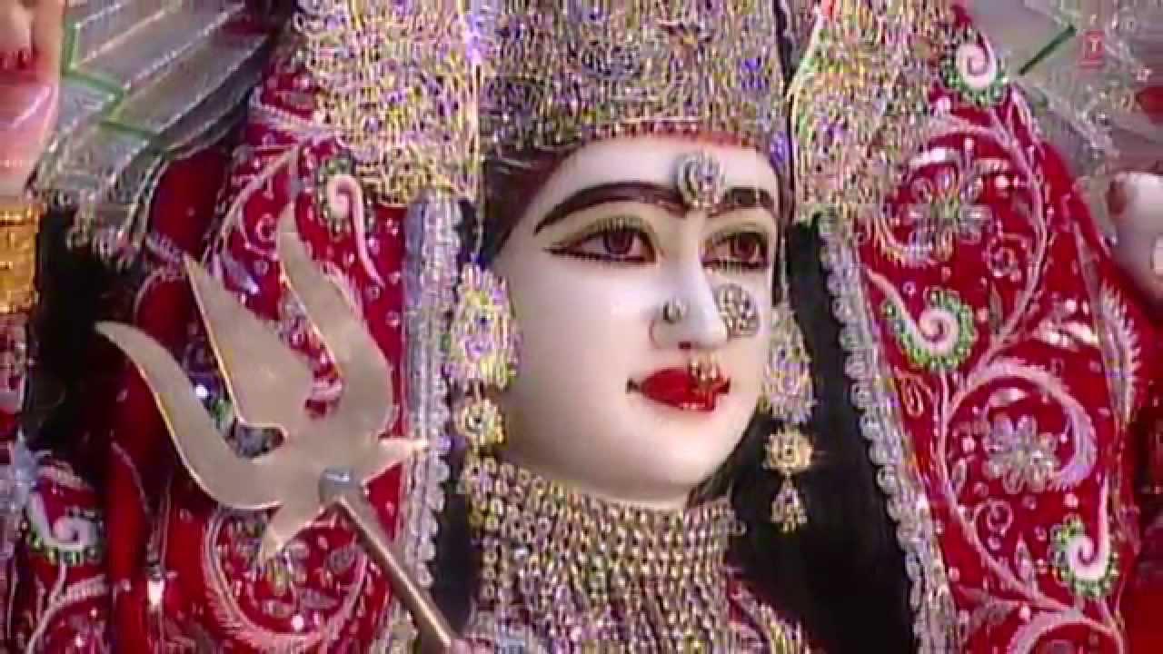 Haajriyaan Parwaan Karegi Punjabi Devi Bhajan [Full Video] I Naachoon Saari Raat Tere Jagrate Mein