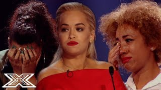 FLAWLESS Female Singers Audition For The X Factor UK | X Factor Global