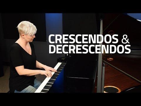 Crescendos & Decrescendos