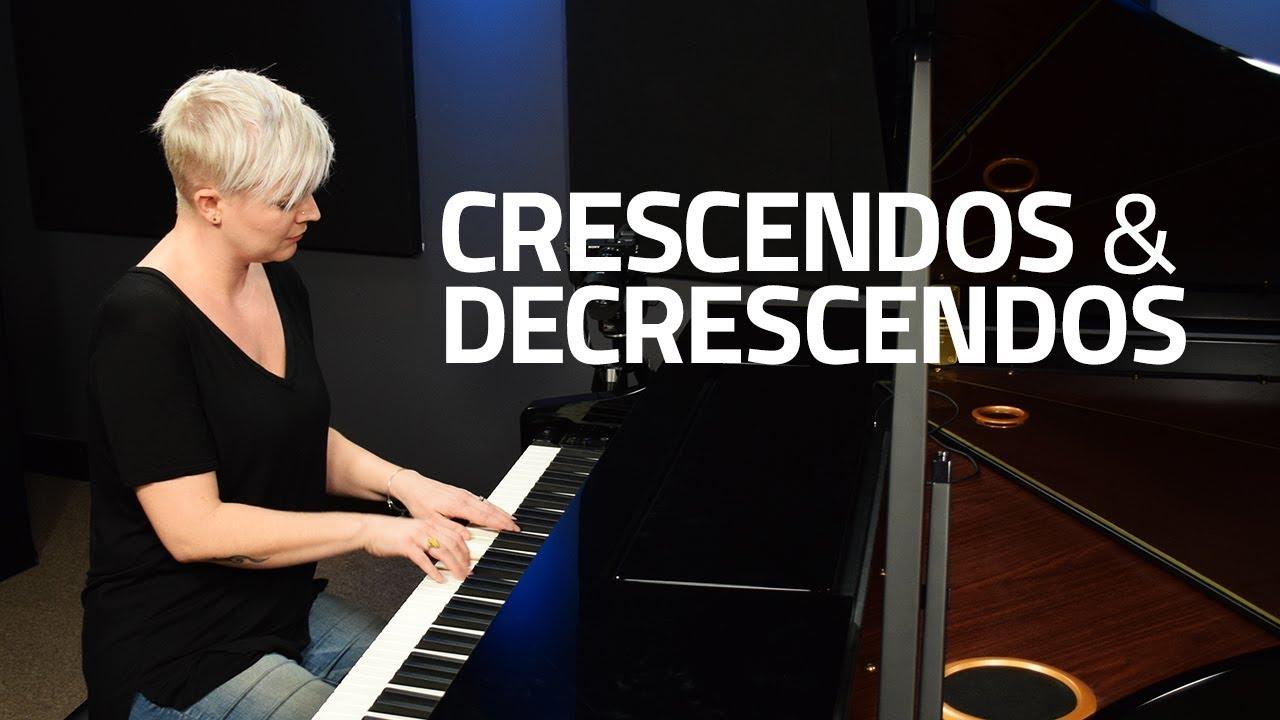 Download Crescendos & Decrescendos - Piano Lesson (Pianote)