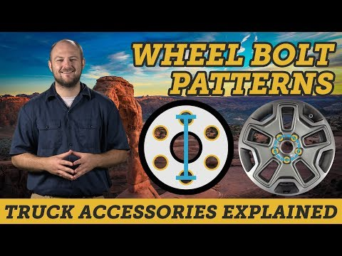 Ram 1500 Lug Pattern >> How To Measure Your Truck Or Jeep S Bolt Pattern Truck