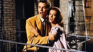 West Side Story! (Medley) (Frank Chacksfield) (1957) Romantic 4K Music Video!