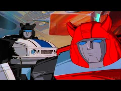 Transformers G1 The Movie A Lot Of Luck