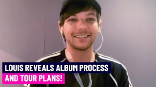 Louis Tomlinson chats about his tour plans! | Hits Radio