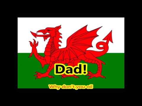 Welsh National Anthem Translated Lyrics