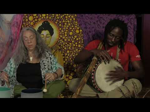 Sound Healing Jam with Pamela and Peace