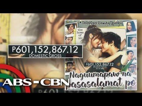UKG: 'The Hows Of Us' gumawa ng bagong box office record!