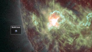 Big Earthquakes, Solar Flares, Record Cold | S0 News November 17, 2014