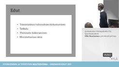 Innomarkkinat 2013: Yhteiskehittämistä ja kokeiluja käytännössä 3