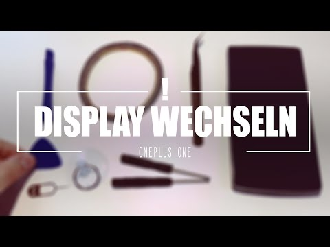 Oneplus One | Display wechseln