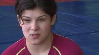 Железная леди: как семнадцатилетняя Анастасия Никита стала Чемпионкой Европы по женской борьбе