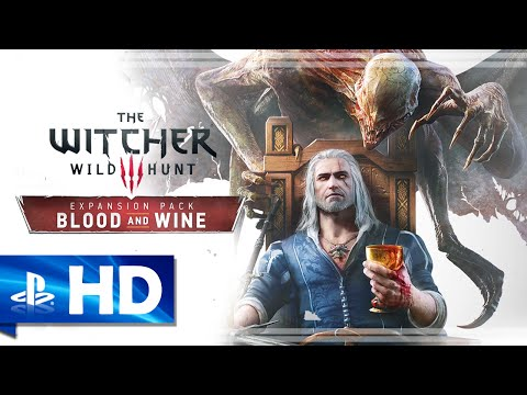 The Witcher 3: Wild Hunt - 'Blood and Wine' DLC Teaser Trailer (PS4) [1080p]