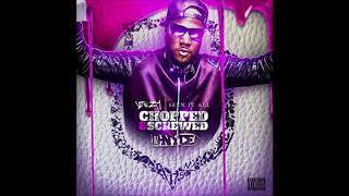 Jeezy - Fuck The World (ft. August Alsina) [Screwed & Chopped by DJ D-Nyce]