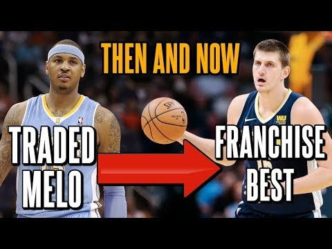 How The Denver Nuggets Built an Elite Team With Other Teams Draft Picks