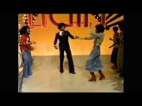 The Trammps  Disco Inferno , 70s dance show