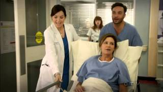 Promo For Next Week's Episode of ´Saving Hope'