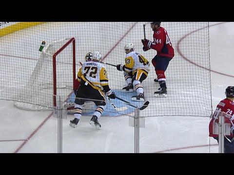 Обзор матча «Вашингтон Кэпиталз» — «Питтсбург Пингвинз»