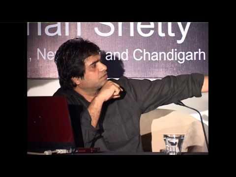 Sudarshan Shetty - Chandigarh Lalit Kala Akademi- National Art Week of New Media