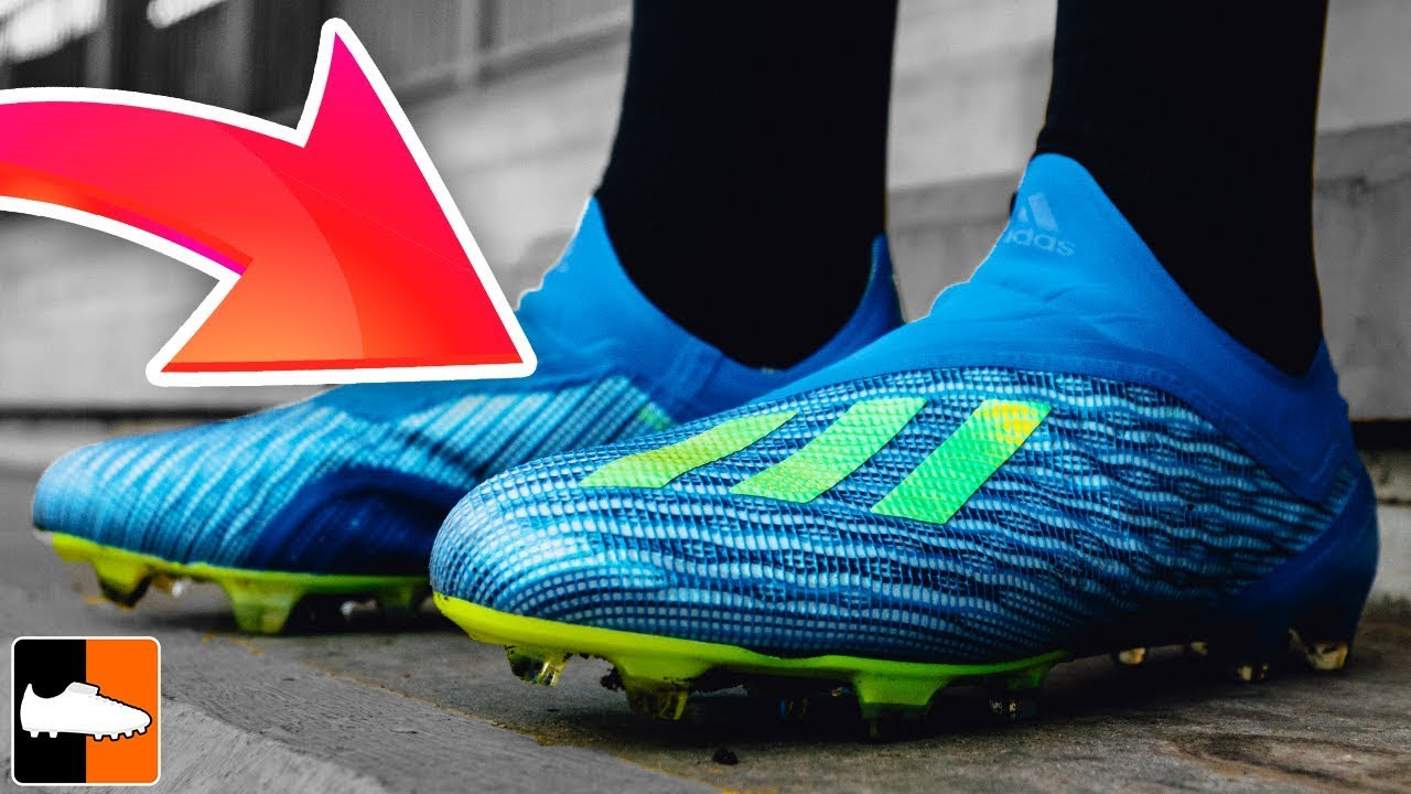 adidas X18+ Revealed & more World Cup Boots Seen!