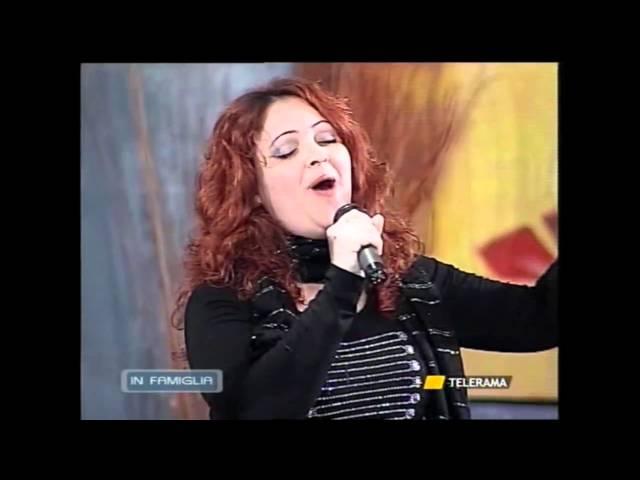 Nadia Martina & Marcello Zappatore - LA MARTINIANA - Tv LIVE - Infamiglia TELERAMA