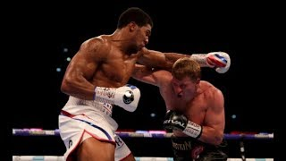 *WAR* ANTHONY JOSHUA vs ALEXANDER POVETKIN - FULL FIGHT REVIEW!! NO FOOTAGE!!
