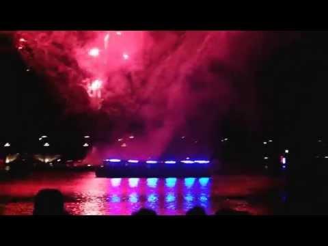 Olympia in Hamburg 2024?Una Fiesta con Fuegos artificiales para que sea en Hamburgo