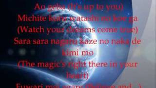 Pokemon Jirachi wishmaker-Make a wish with lyrics