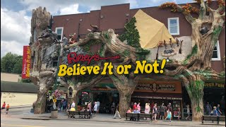 Just Reopened!  Gatlinburg Ripley's Believe it or Not!