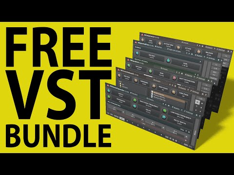 Top Free VST Effects - MeldaProduction