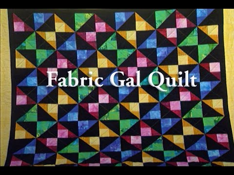 Fabric Gal Quilt