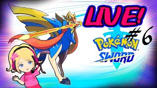 Pokemon Sword and Shield Live Stream