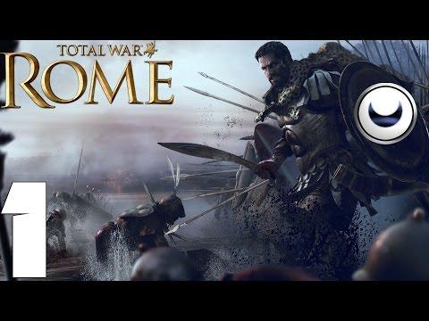 Total War: WARHAMMER. Прохождение за Карштайнов. Легенда. # 1
