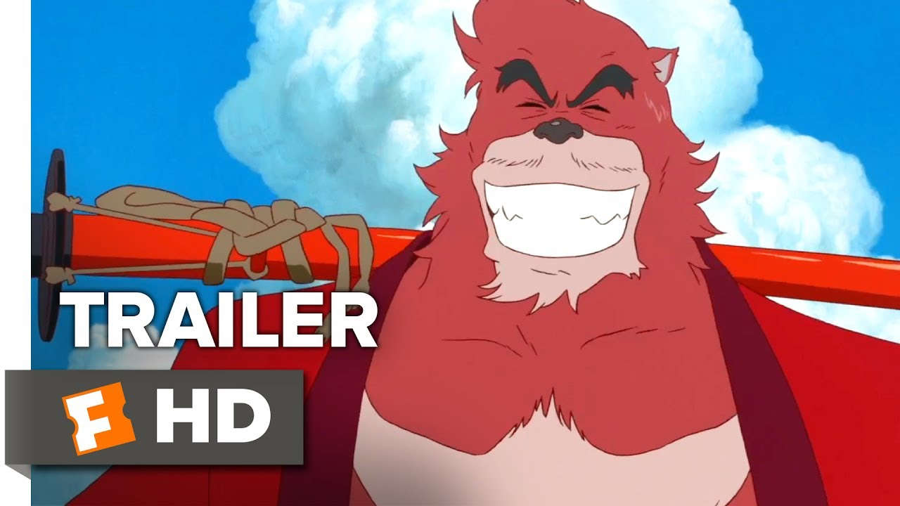 The Boy and the Beast International Trailer #1 (2017) | Movieclips Indie