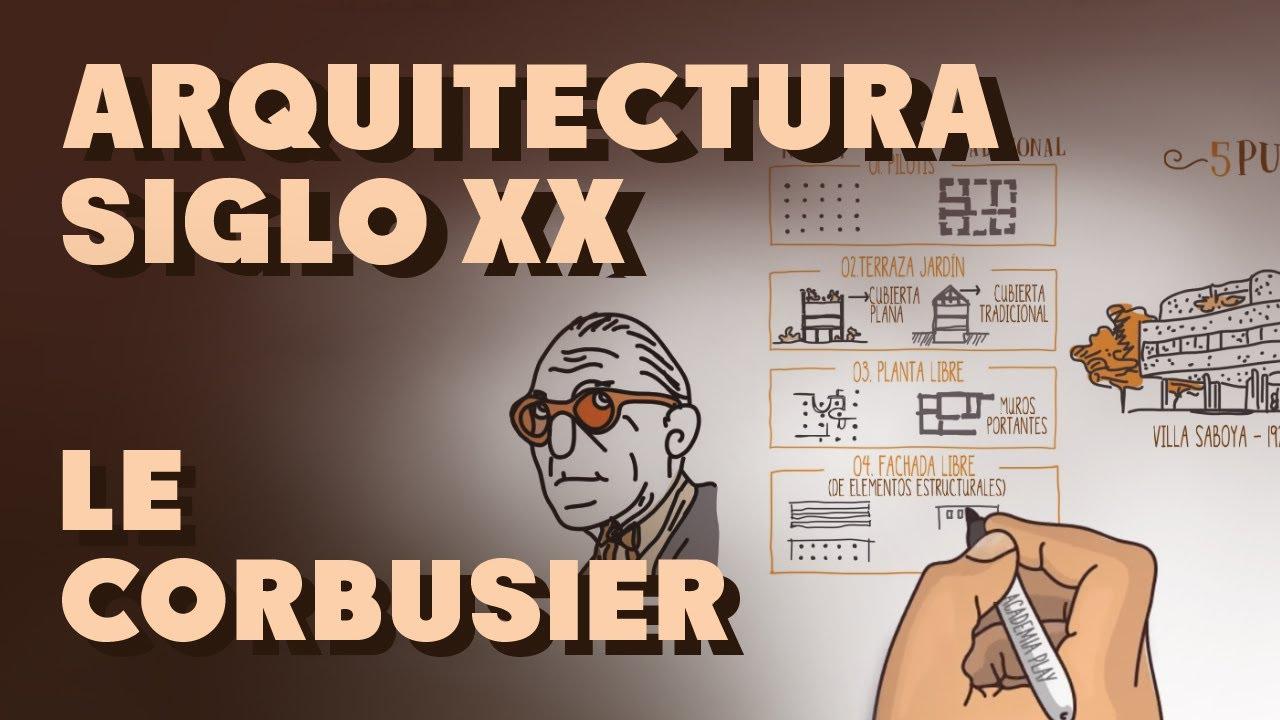 5 puntos para una Nueva Arquitectura - Le Corbusier
