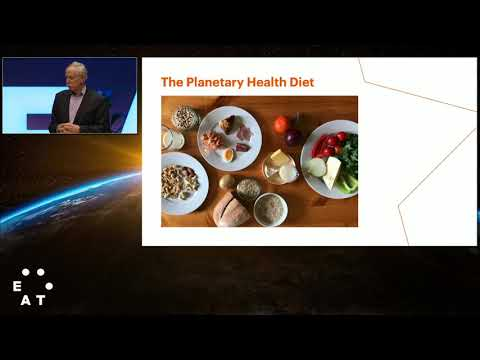 The EAT-Lancet Lecture - Johan Rockström & Walter Willett