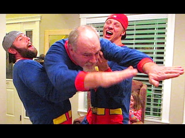 SHAYTARDS CHRiSTMAS SPECiAL 2013!   YouTube