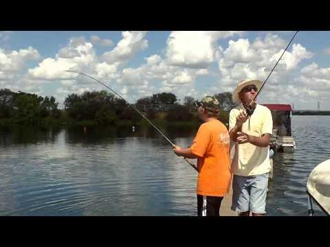 San Antonio Fishing Guide, D's Fishing Trips Online, Kevins Trip: Part 1