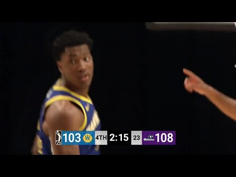 Damian Jones (23 points) Highlights vs. Reno Bighorns