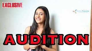 Hiba Nawab's first audition experience