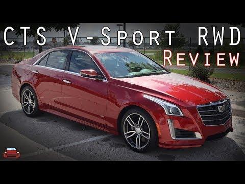 2017 Cadillac CTS V-Sport Premium RWD Review