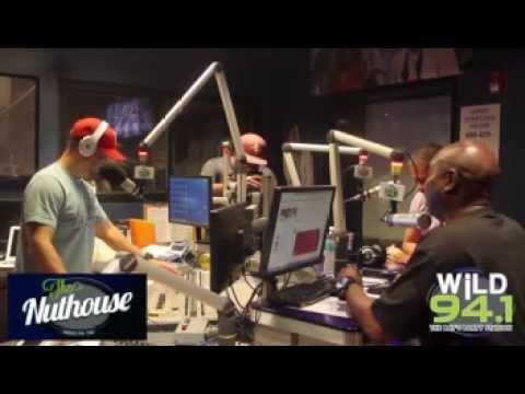 J.R. Ramirez Stops By The Nuthouse